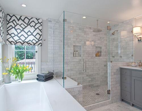 vách tắm kính cần lựa chọn vật tư phụ kiện gì ?