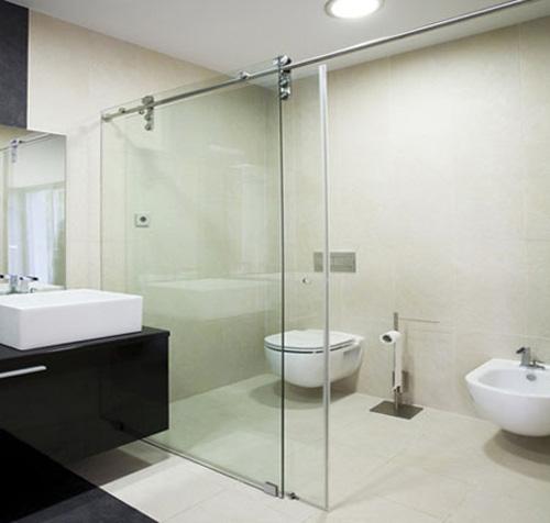 Không gian phòng tắm kính cường lực tốt nhất tại hcm